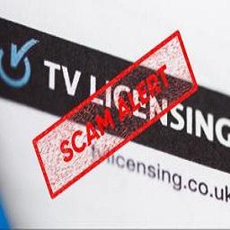 Scam Alert: TV Licensing Email